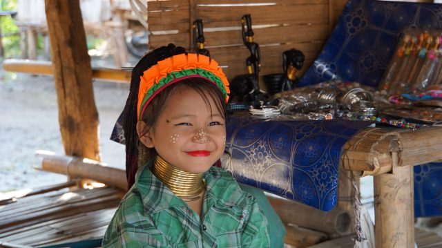 Enfant Padaung