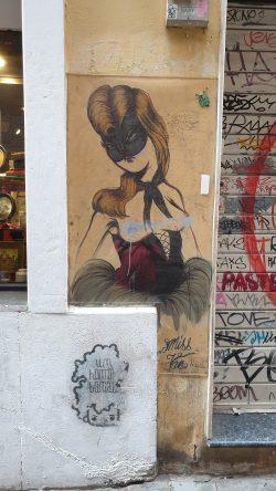 graffiti • rome • italie
